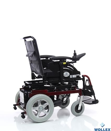 W124 Akülü Tekerlekli Sandalye
