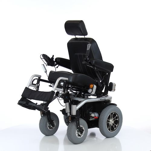 W168 S-L Enjoy Aküllü Tekerlekli Sandalye