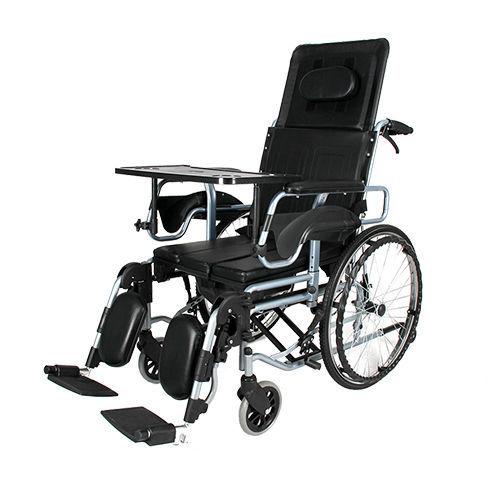WOLLEX - W213 Özellikli Manuel Tekerlekli Sandalye