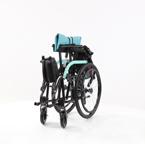 W864 Refakatçi Tekerlekli Sandalye