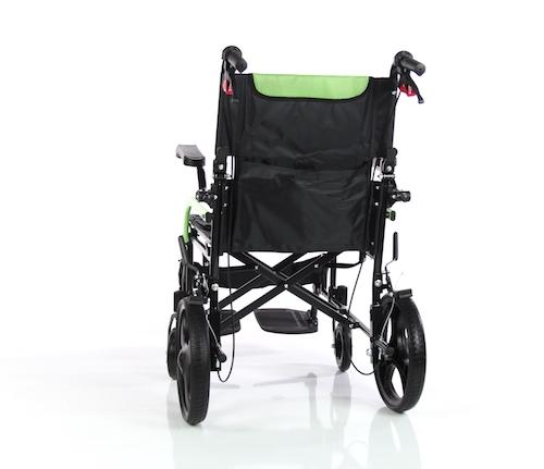 W865 Refakatçi Tekerlekli Sandalye