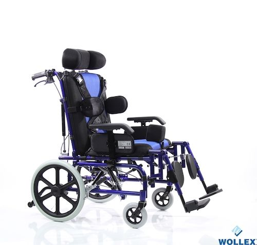 WG-M958L 44CM Özellikli Yetişkin Tekerlekli Sandalye