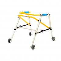 WOLLEX - WG-W917 Pediatrik Ters Walker