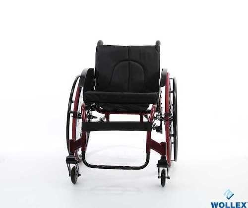 W734 Aktif Tekerlekli Sandalye 42cm