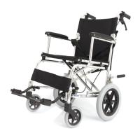 WOLLEX - WG-M805-18 Katlanabilir Refakatçı Tekerlekli Sandalye