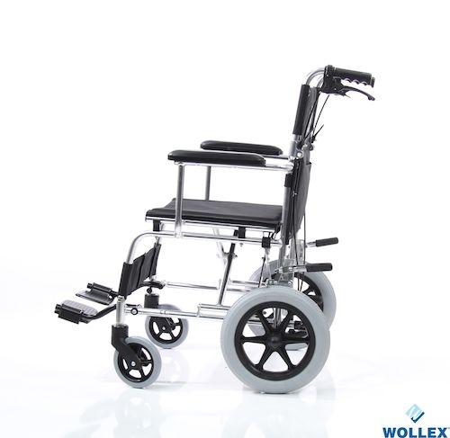 WG-M805-18 Katlanabilir Refakatçı Tekerlekli Sandalye