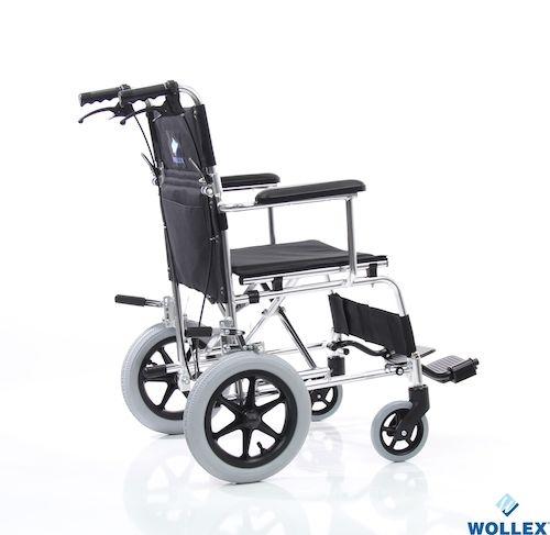 WG-M805-18 Refakatçı Tekerlekli Sandalye