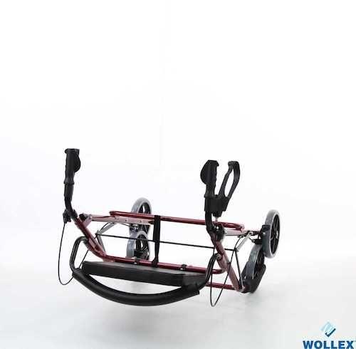 WG-R965 Aluminyum Tekerlekli Walker