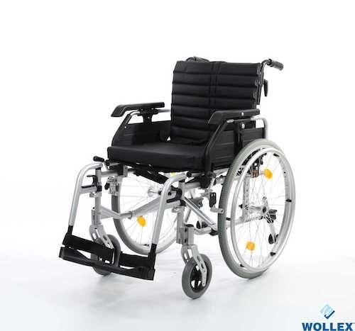 WGM735 Aluminyum Manuel Tekerlekli Sandalye