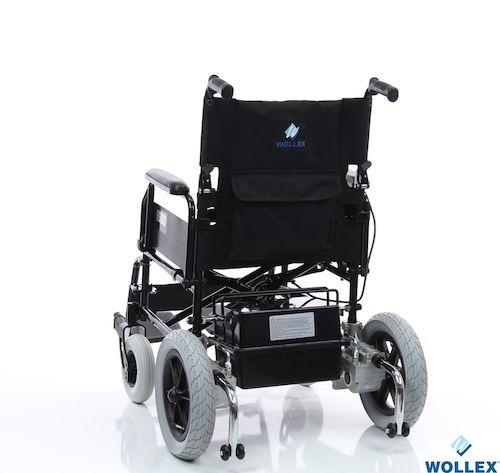 WG-P100 Akülü Tekerlekli Sandalye